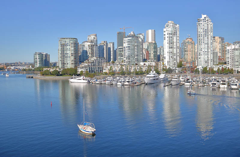 Consider Bareboat Charters in Canada to a Foreign Register