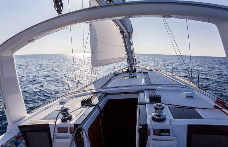 Bareboat Charters in Canada