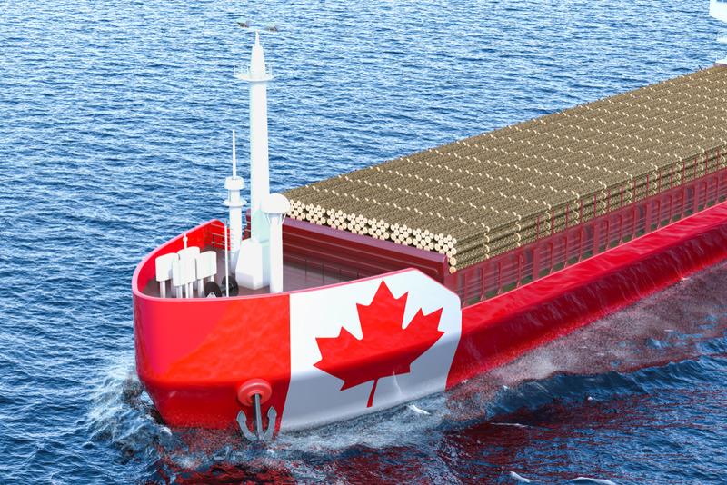 Canadian Vessel Registry Certificate