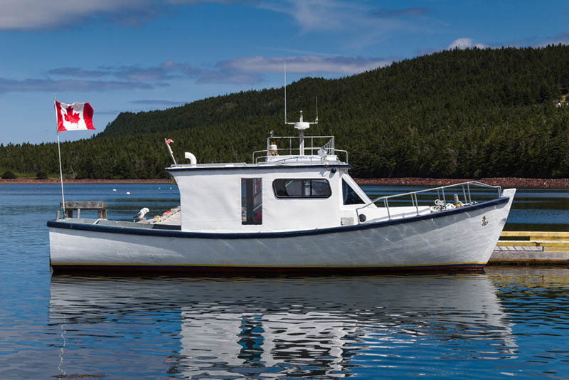 How to Register A Vessel in Canada