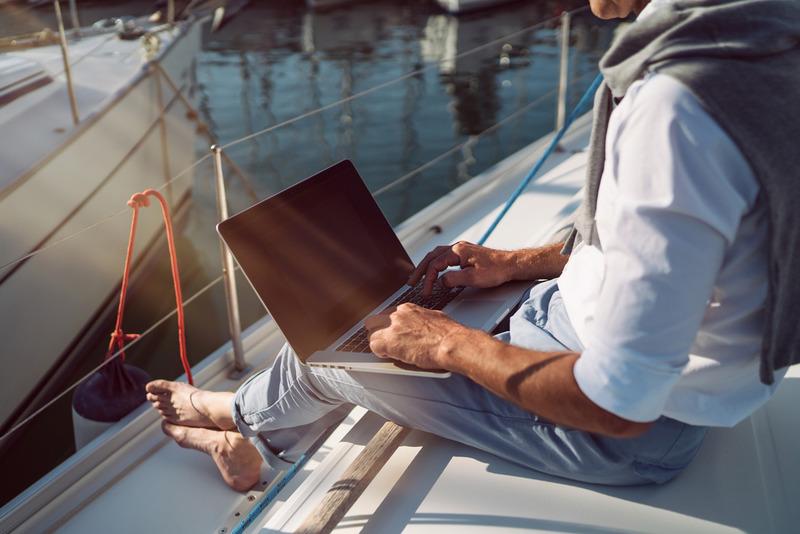vessel registry query