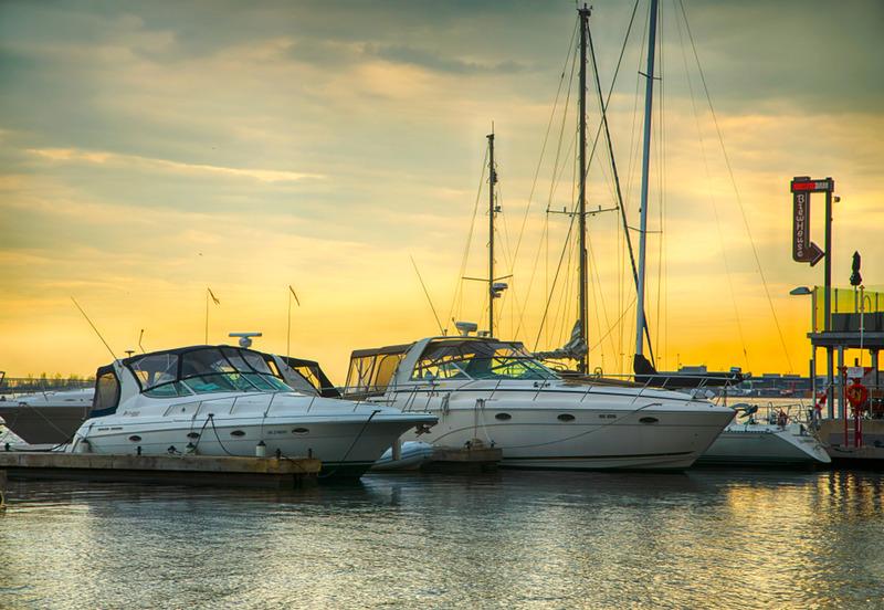 boats Alberta