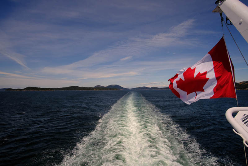 Transport Canada boat licence