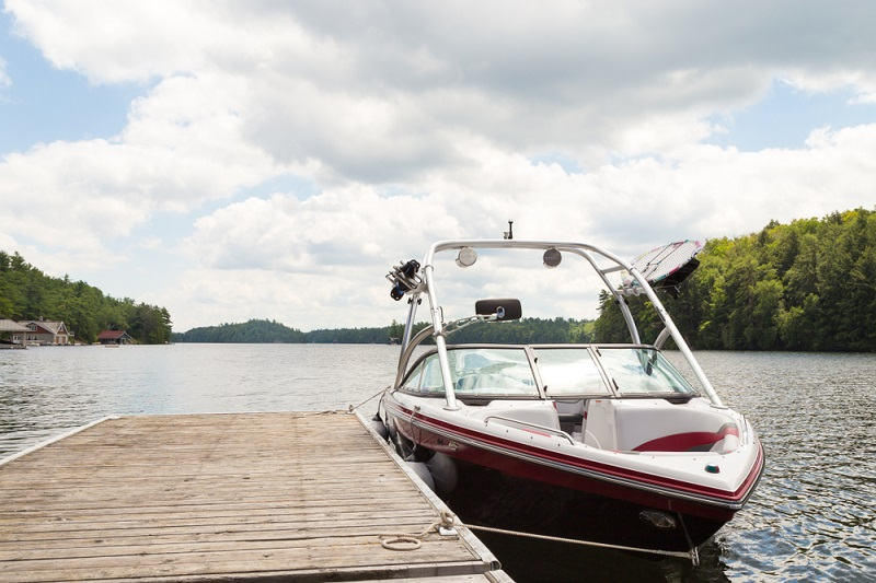 how do I replace a lost boat ownership in Ontario